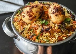 Ulavacharu Egg Biryani