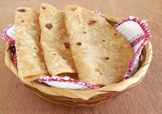 Chapati Image