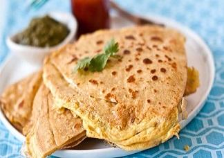 Egg Paratha Image