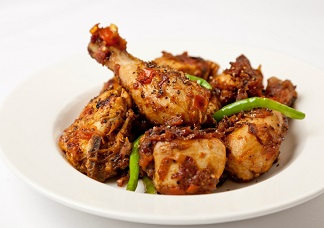 Pepper Chicken Image
