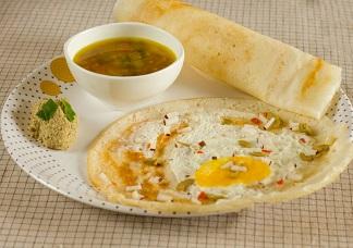 Egg Dosa Image