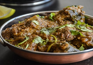 Chicken Vindaloo Image