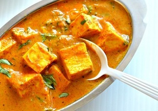 Paneer Butter Masala (Chef