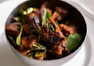 Mutton Sukka (Chef's Special)