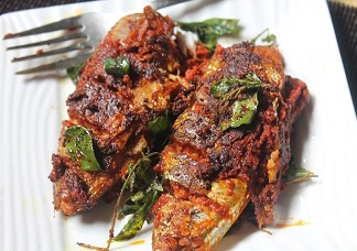 Spicy Fish Roast Image