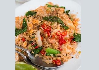 Schezuan Shrimp Fried Rice Image