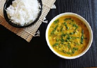 Spinach Dal Image