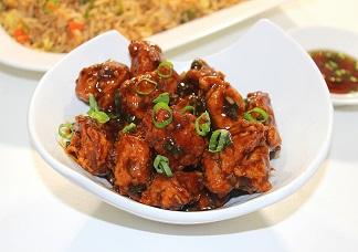 Chicken Manchurian - Wet Image
