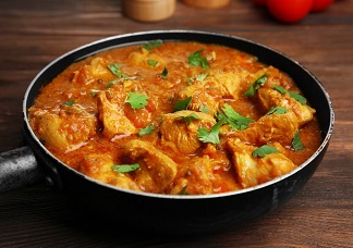 Madras Chicken Curry (Chef