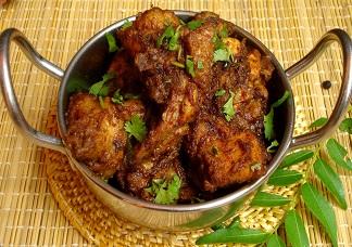 Chettinad Chicken Fry Image