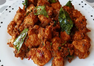 Chicken Sukka (Chef