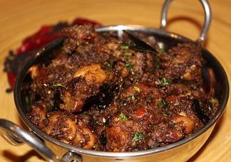 Pepper Fried Chicken Image