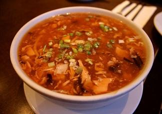 Hot & Sour Soup Image