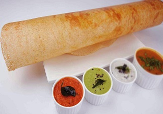 Ghee Roast 70mm Dosa Image