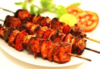 Chicken Tikka Kebab Image