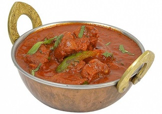 Lamb Vindaloo Image