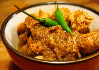 Chicken Vindaloo Image