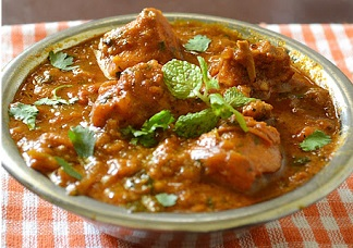 Karaikudi Chicken Curry