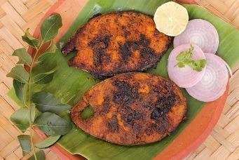 Whole Tandoori Fish Image