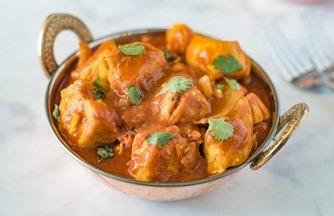 Madras Curry Specials