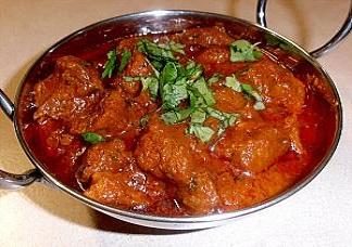 Madras Lamb Curry Image