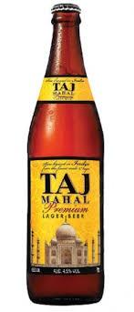 Taj Mahal Beer Image