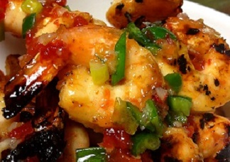 Chilli Shrimp Image