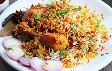 Ulavacharu Chicken Biryani