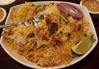 Avakai Chicken Biryani