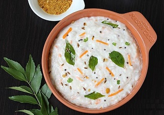 Curd Rice Image