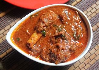 Andhra Goat Curry Image