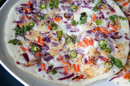 Mixed Veg Uthappam Image