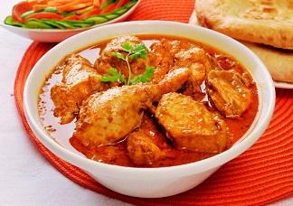 Chicken Kurma Image