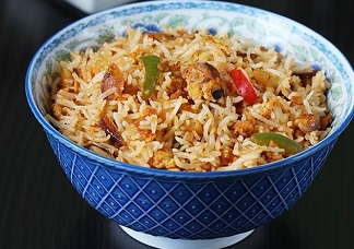 Egg Fried Rice Image