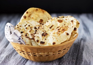 Butter Naan Image