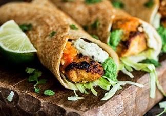 Chicken Tikka Dosa Image