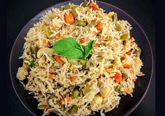 Pulav Rice Image