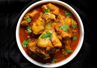 Natukodi Curry Image