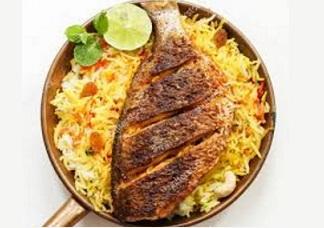 Fish Biryani Image