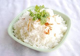 White Rice Image