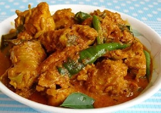 Ankapur Chicken Curry