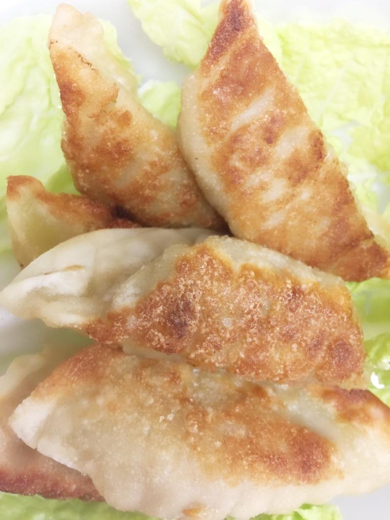 Pan-Fried Dumpling (6Pc) Image
