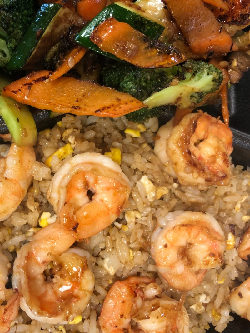 Hibachi Shrimp (large 10pc) Image
