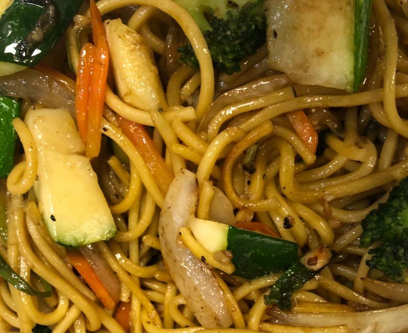 Veggie Noodle Image