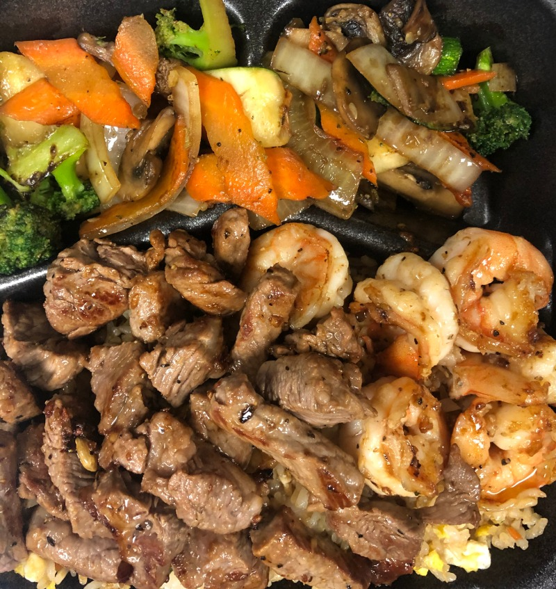 Hibachi Steak & Shrimp (6) Image
