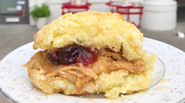 PB & J Biscuit Image