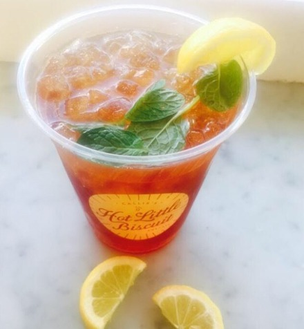 Mint Iced Tea Image