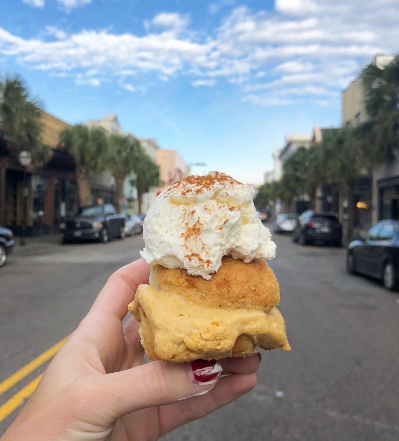 Pumpkin Biscuit Image
