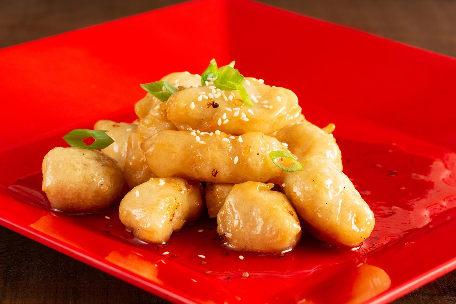 Honey Garlic Chicken Image