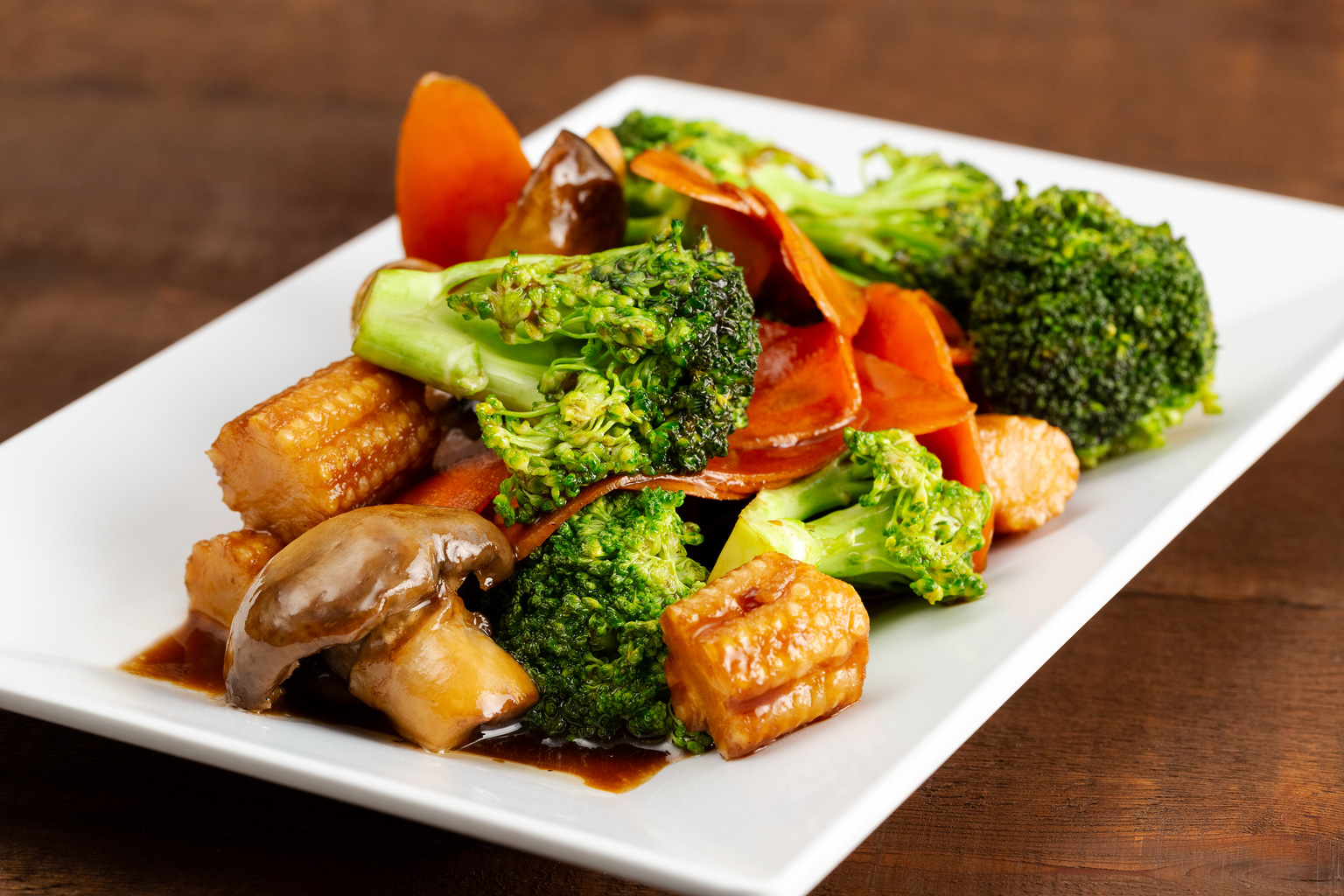 Vegetable Delight Image
